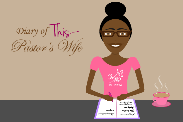 Diary of This Pastor's Wife